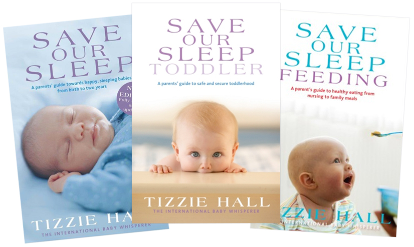 THE COMPLETE THREE, Save Our Sleep Baby, Save Our Sleep Feeding and Save Our Sleep Toddler Book