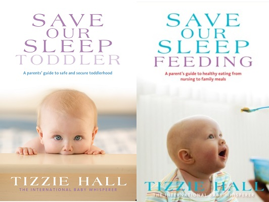 TWO BOOKS, Save Our Sleep - FEEDING and Save Our  Sleep - TODDLER