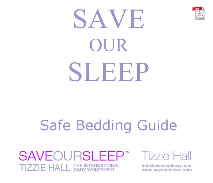Save Our Sleep® Safe Bedding Guide