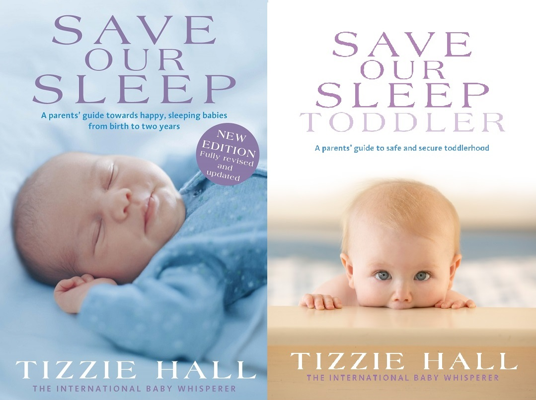 TWO BOOKS, Save Our Sleep - Baby and Save Our Sleep Toddler