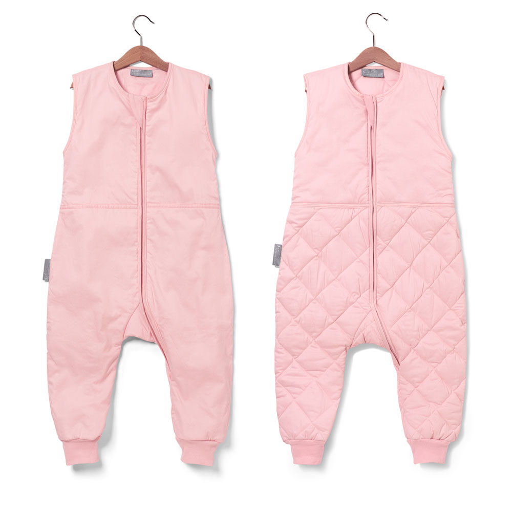 Ex Display Seconds Save Our Sleep Sleep Suit Pink