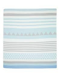 Weegoamigo - Journee Cotton Knit Blanket - Oslo