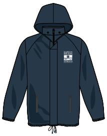 Limited Edition - Adult Navy Spray Jacket