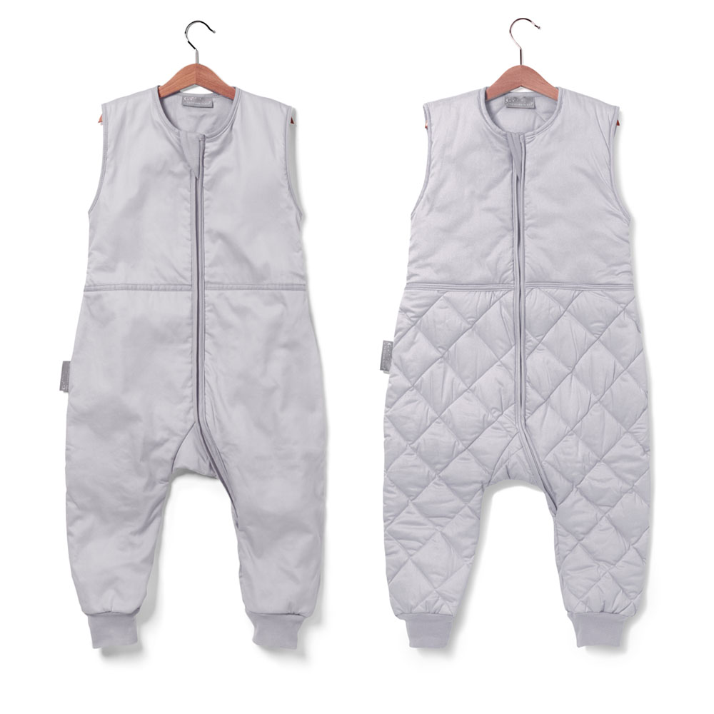 Limited STOCK - Save Our Sleep Sleep Suit Grey 1 TOG or 2.5 TOG
