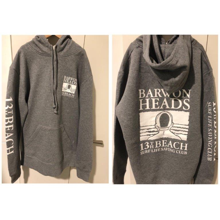 Limited Edition - Adult Grey Hoodie