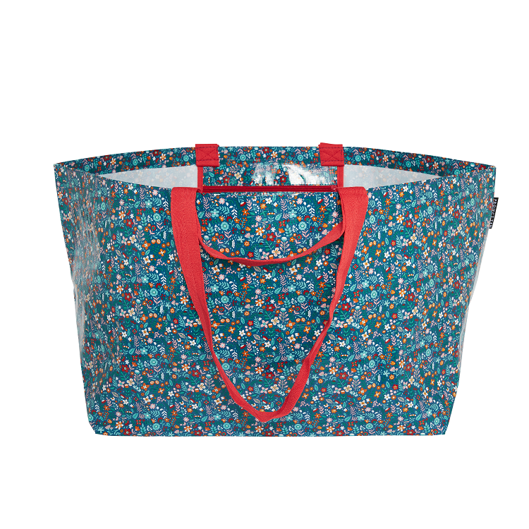 Project Ten - The Weekender - Oversize Tote (recycled range)