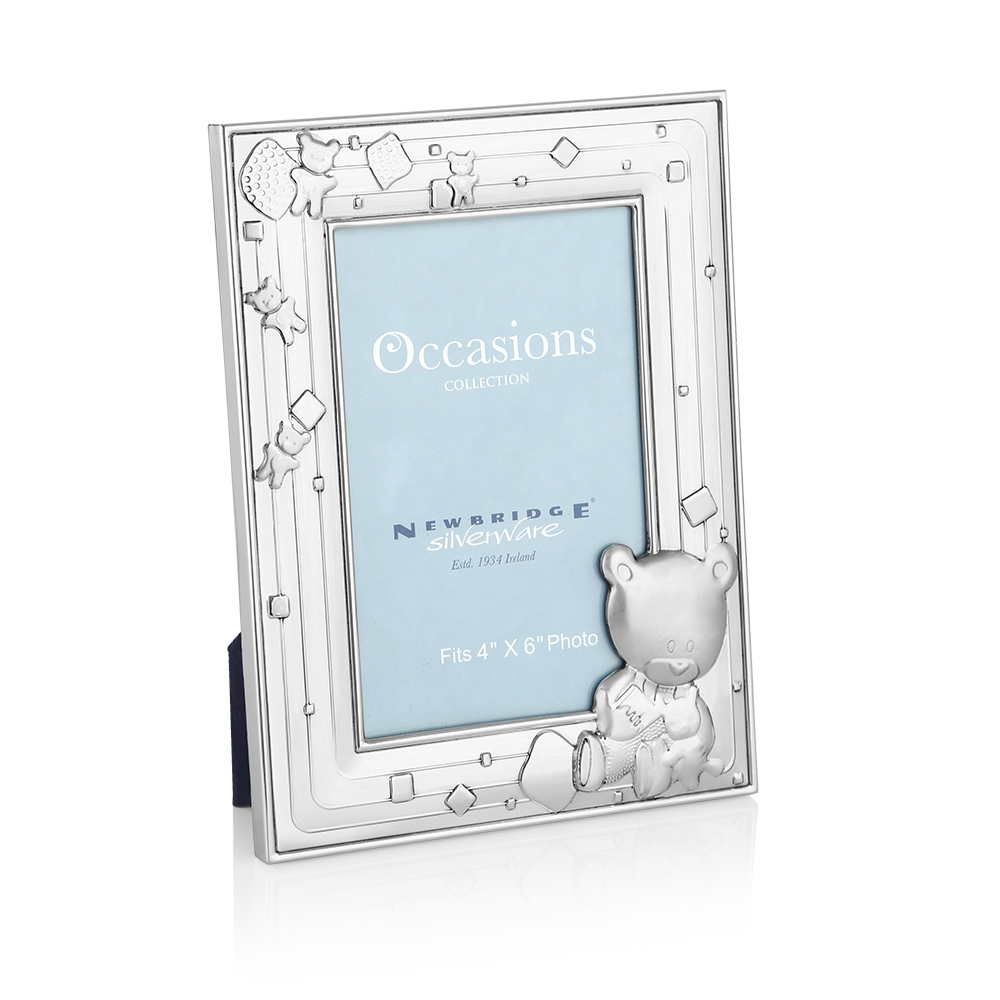 Newbridge - Teddy Bear Baby Frame 4x6inch