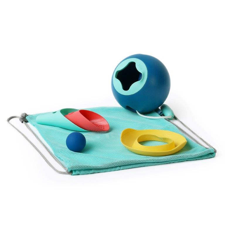 Quut - Beach Toys Set with Ballo