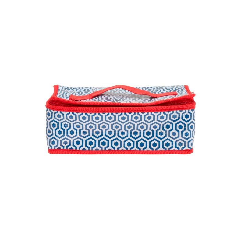 Project Ten - The Takeaway Bag - Insulated Lunch/Toiletries Bag (recycled range)