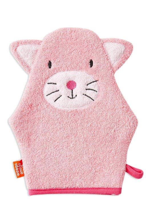 Weegoamigo Colourplay Bath Mitt - Kitten