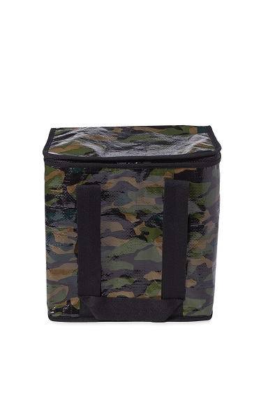 Project Ten - The Lifesaver - Insulated Tote - Camo