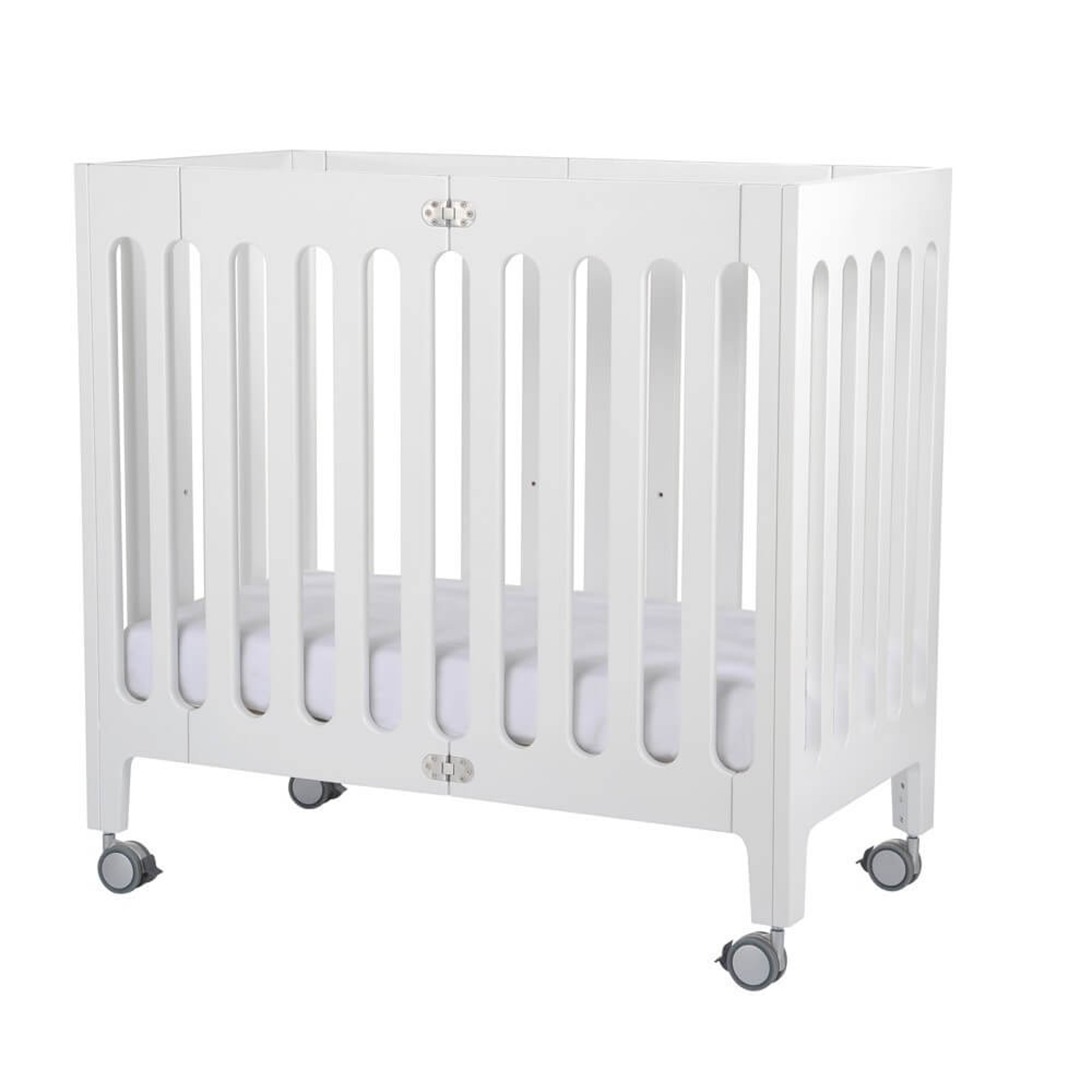 Save Our Sleep Endorsed Mini Crib including Save Our Sleep Mattress